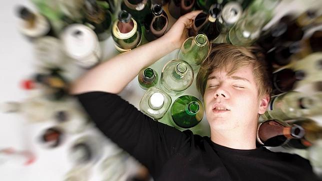 Como es posible atar del alcohol