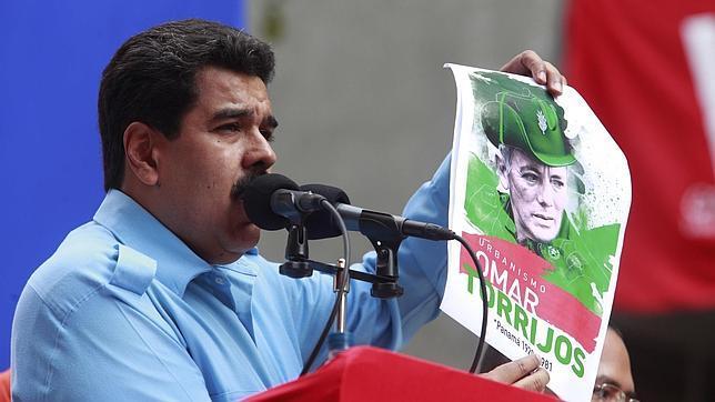Maduro expulsa al embajador de Panamá en Venezuela