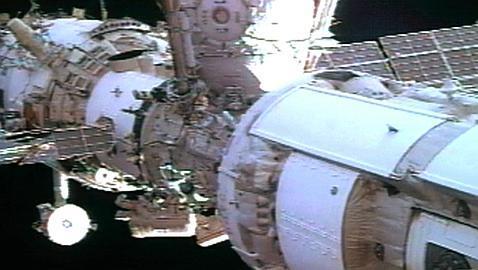 El extraño caso de las «luces en formación» vistas por un astronauta de la NASA