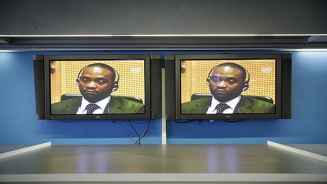 Katanga, señor de la guerra congolés declarado culpable de crímenes contra la humanidad