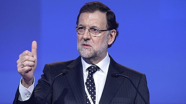 Rajoy, tras la elección de Juncker: «Estoy muy contento»