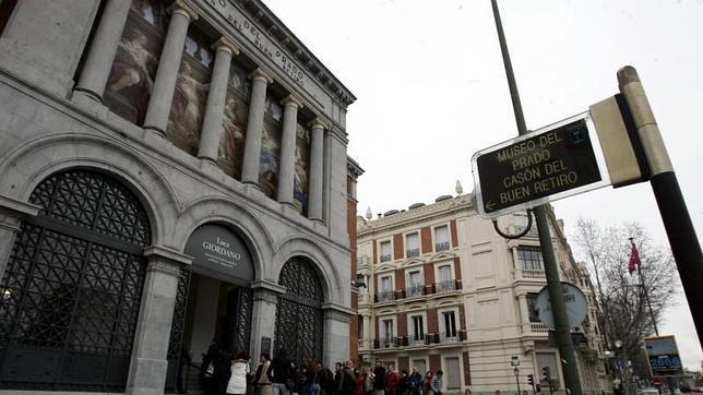 Casón del Buen Retiro de Madrid