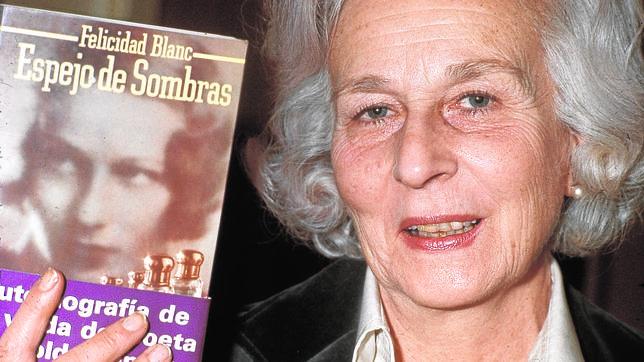 Felicidad Blanc, «la bruja» que crió a los Panero