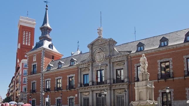 Palacio de Santa Cruz, sede del Ministerio de Asuntos exteriores