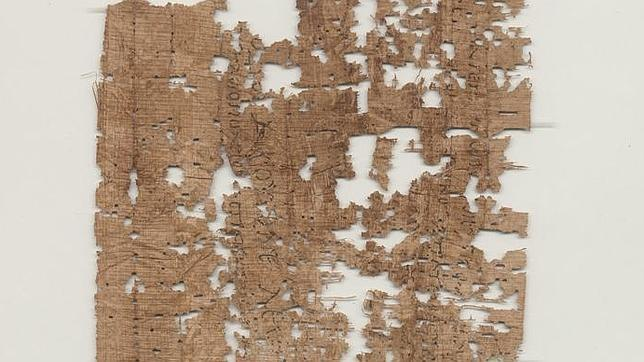 Descifran una carta que escribió un soldado egipcio hace 1.800 años