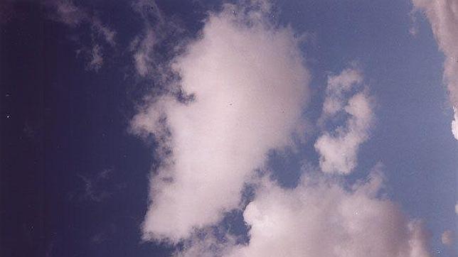 ¿Por qué vemos caras en las nubes?