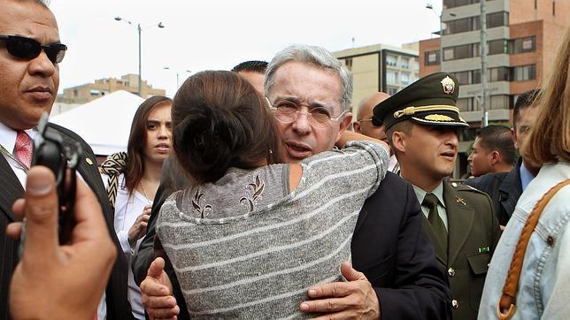 Alvaro Uribe, el gran ganador de las elecciones legislativas en Colombia