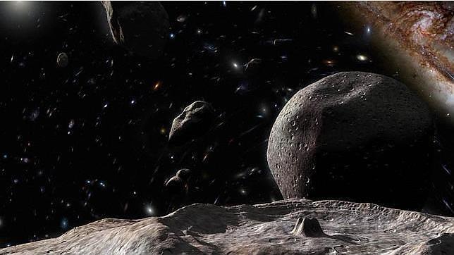 Sin rastro del enigmático «planeta X» en el Sistema Solar