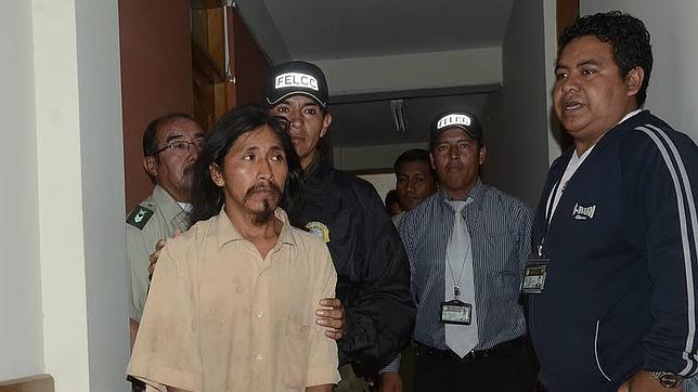 Declara ante el juez el acusado de retener 7 meses en Bolivia a una niña residente en España