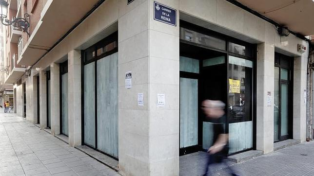 Los fondos buitrean a catalunya banc for Catalunya banc oficinas