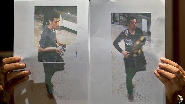 Un iraní de 19 años llevaba un pasaporte robado en el vuelo malasio desaparecido
