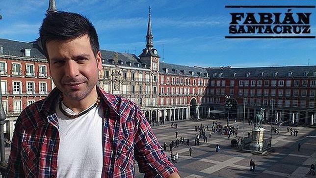 Fabián Santacruz: «Los músicos debemos luchar mucho para concienciar sobre la piratería»
