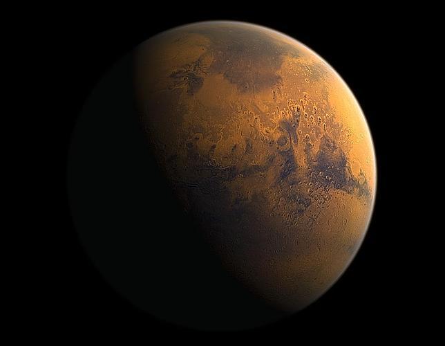 El «engaño» de ponerle nombre a un cráter de Marte