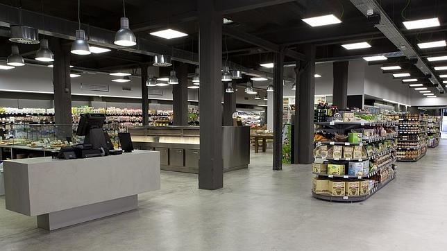Abre el supermercado ecológico más grande de Barcelona