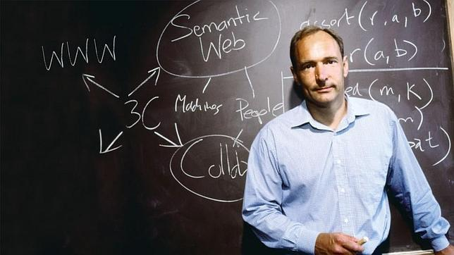 Internet: 25 años del nacimiento de la revolución de la World Wide Web por Tim Berners-Lee