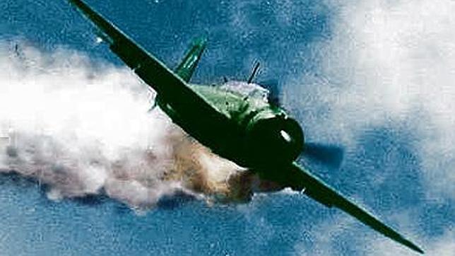 La «epopeya» de los Kamikaze: rumbo hacia la muerte