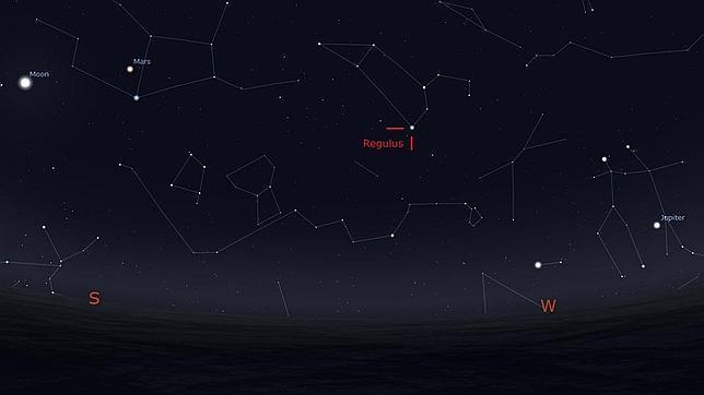 Un asteroide, visible a simple vista desde Nueva York la próxima semana