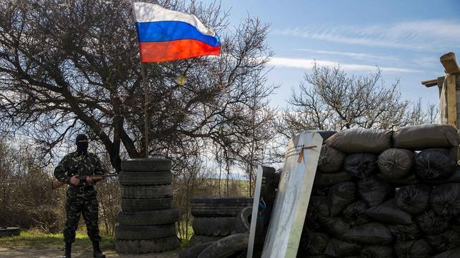 Crimea engrasa la maquinaria para una farsa de referéndum Tres días de infamia