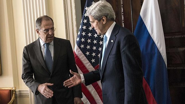 Kerry y Lavrov apuran en Londres los esfuerzos diplomáticos sobre Crimea Tres días de infamia