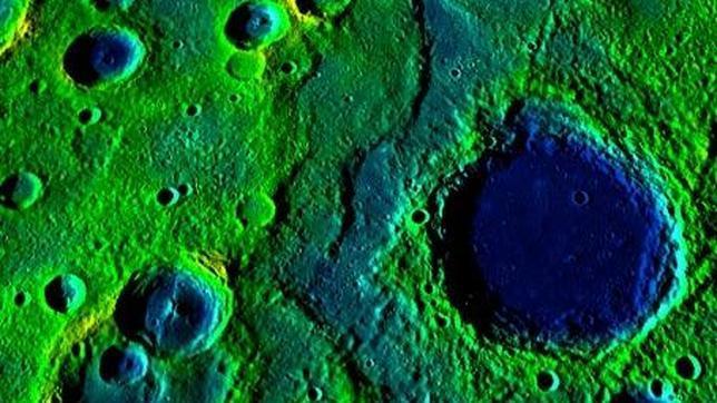El planeta Mercurio se encoge aún más