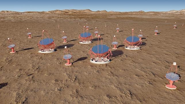 Tenerife aspira a albergar un nuevo telescopio de rayos gamma