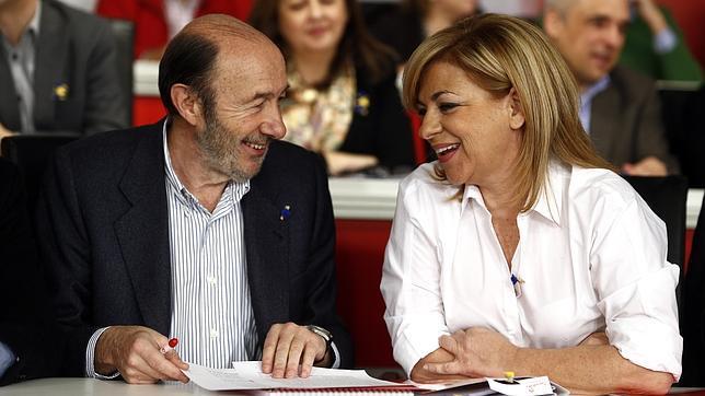 Rubalcaba llama al PSOE a volcarse en el 25-M para abrir un ciclo de victorias