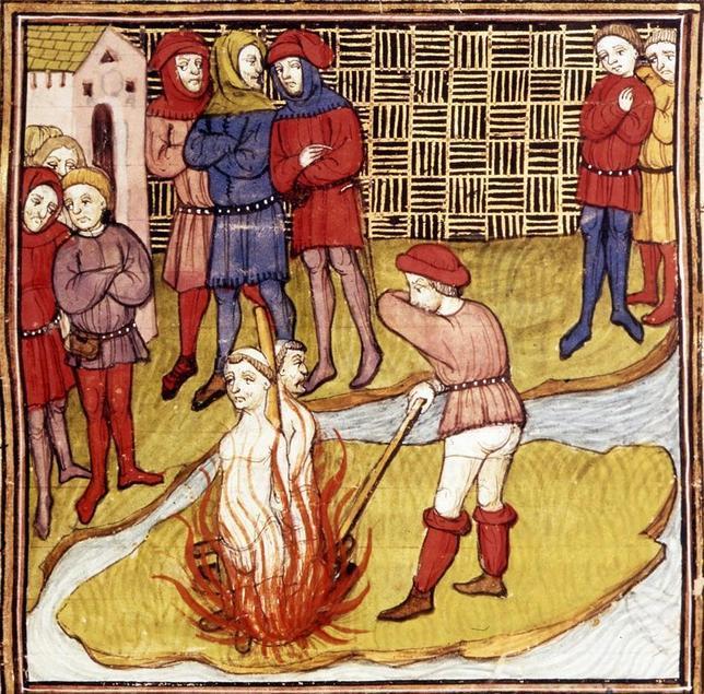 Jacques de Molay, el último templario