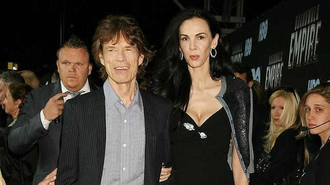 Aparece muerta en su apartamento L'Wren Scott, novia de Mick Jagger