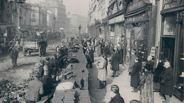 El primer minuto de silencio de la historia lo pidió un periodista tras la Primera Guerra Mundial