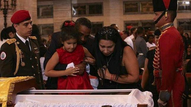 Maduro confirma la noticia de ABC sobre la hija «extra» de Chávez