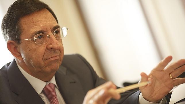 Ángel Lara, presidente de Sercobe, en una reciente entrevista con ABC