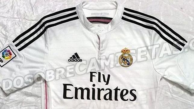 a096bf516ae16 La camiseta alternativa del Real Madrid para la próxima temporada ...