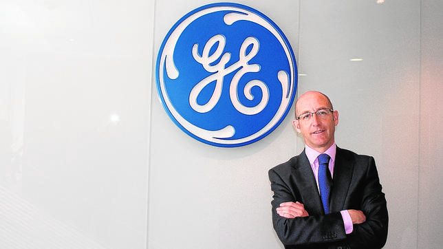 Daniel carre o presidente de general electric para espa a - General electric madrid ...