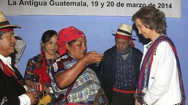 La Reina: «España hace todo lo que puede en la ayuda al desarrollo»