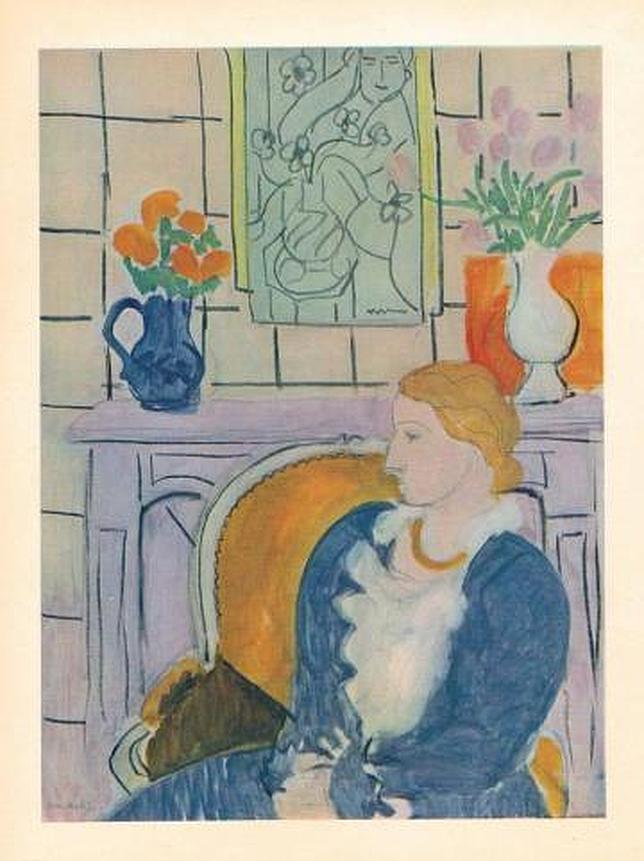 Un museo noruego devolverá un Matisse confiscado por los nazis