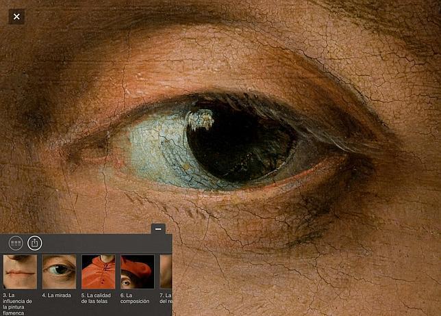 Cómo visitar el Prado en el móvil o una tableta