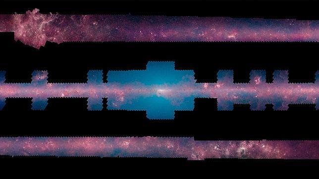 La Vía Láctea, en una espectacular imagen en 360º