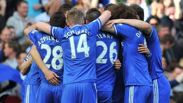 Golpe mortal del Chelsea al Arsenal