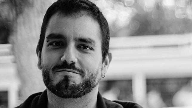 El escritor Jesús Cañadas