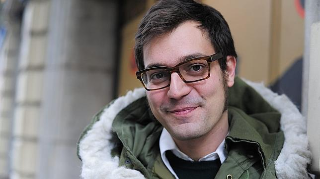 El escritor Miqui Otero