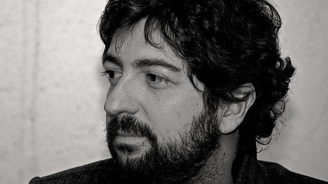 El escritor Javier Gutiérrez