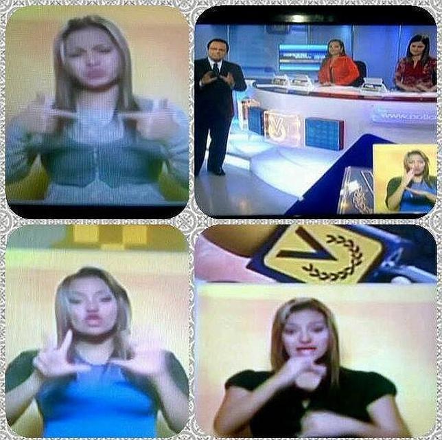 Asesinan a una intérprete de signos del canal Venevisión embarazada de tres meses