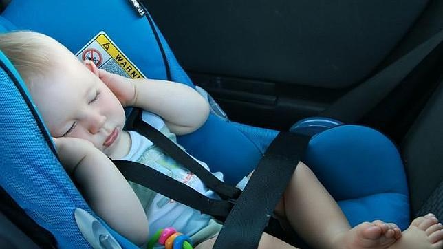 El sistema que evita que olvides a tu bebé en el coche