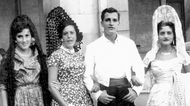 Adolfo Suárez, recuerdos de familia