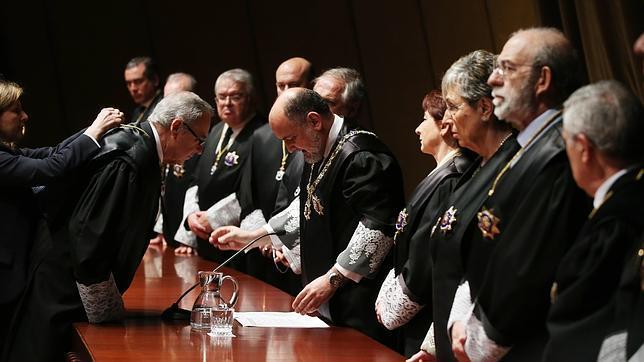 El TC tumba por unanimidad la declaración soberanista de Mas