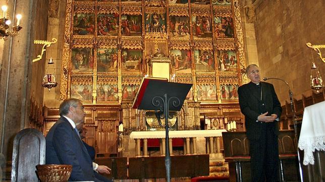 ¿Está el Santo Grial en León?