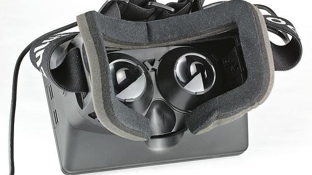 Así funciona Oculus Rift, las gafas de realidad virtual