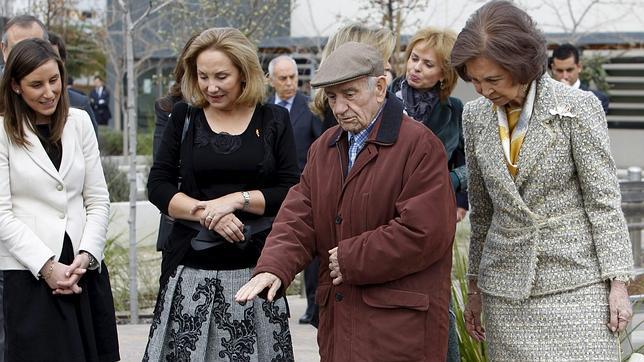 La Fundación Reina Sofía, premio especial del 50 aniversario de Fomento de Centros de Enseñanza