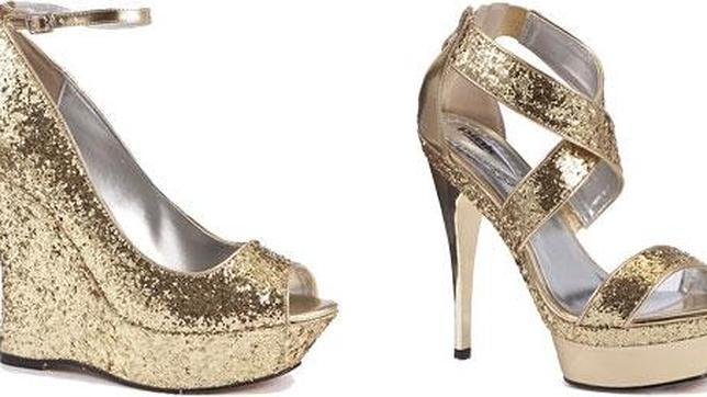 b0648798 Gris y dorado, la tendencia para la primavera de 2015 en el calzado