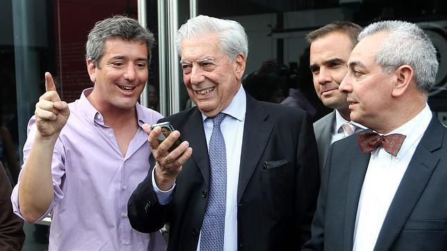 Bienal Mario Vargas Llosa: La novela de la propia vida